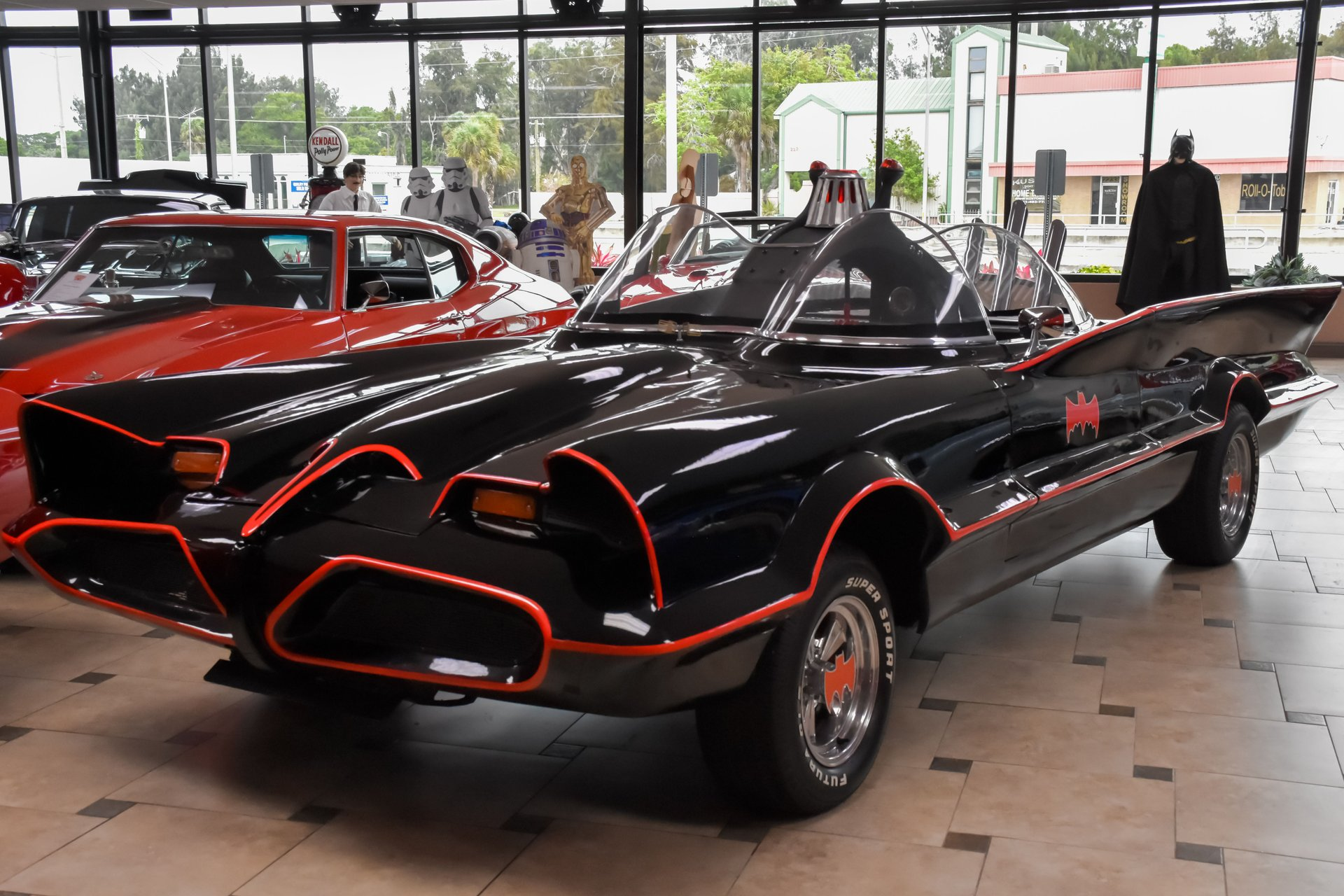 1966 z movie car batmobile