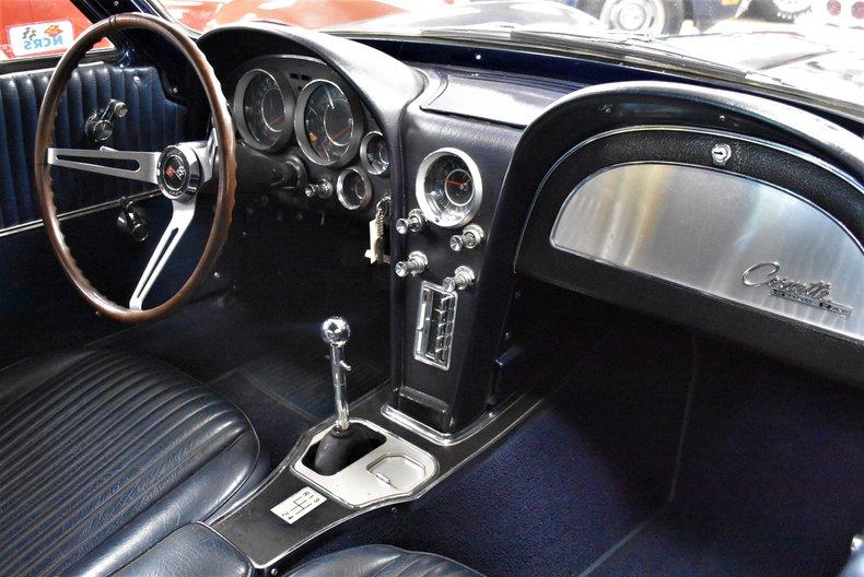1964 chevrolet corvette l76