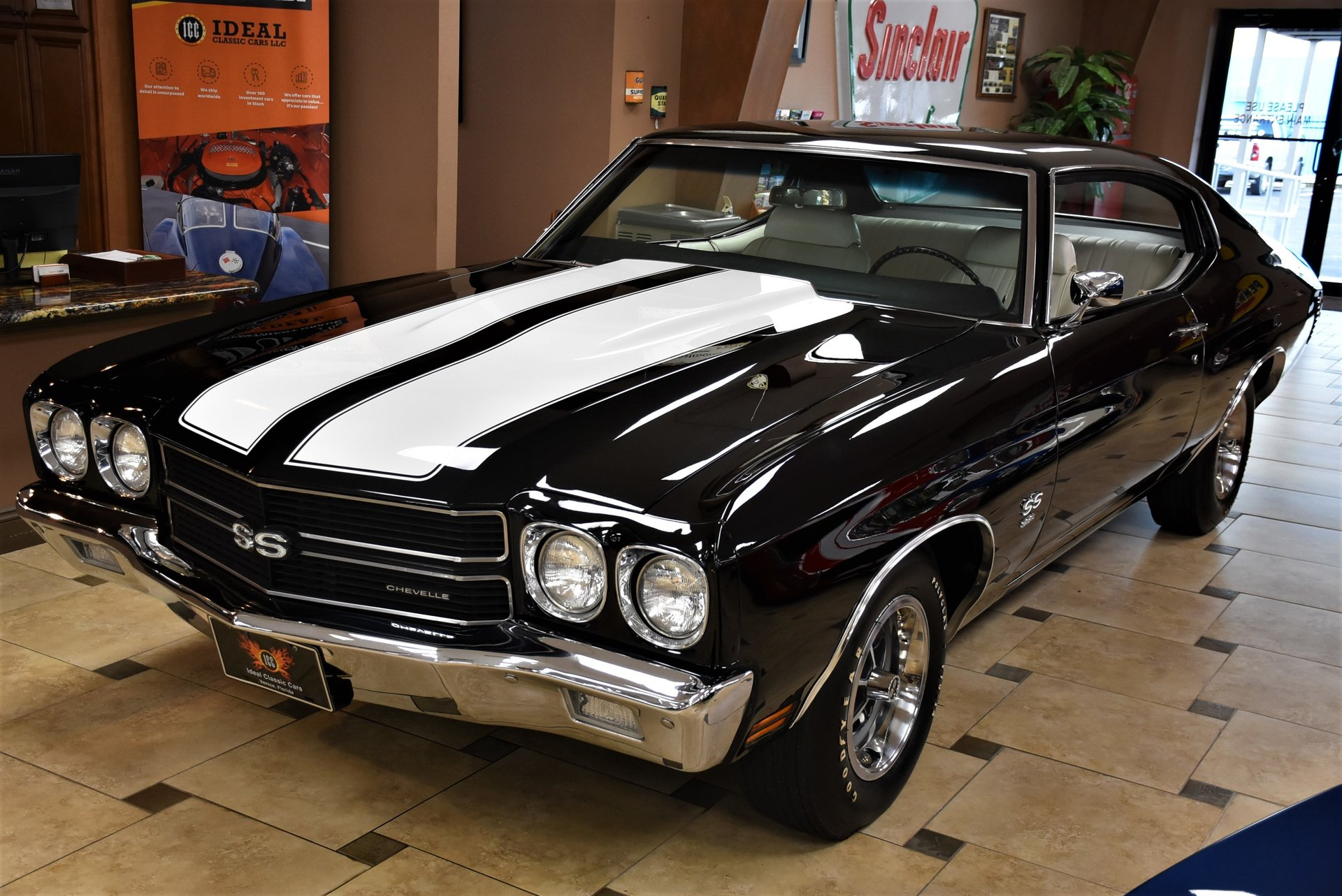 1970 Chevrolet Chevelle Ideal Classic Cars Llc