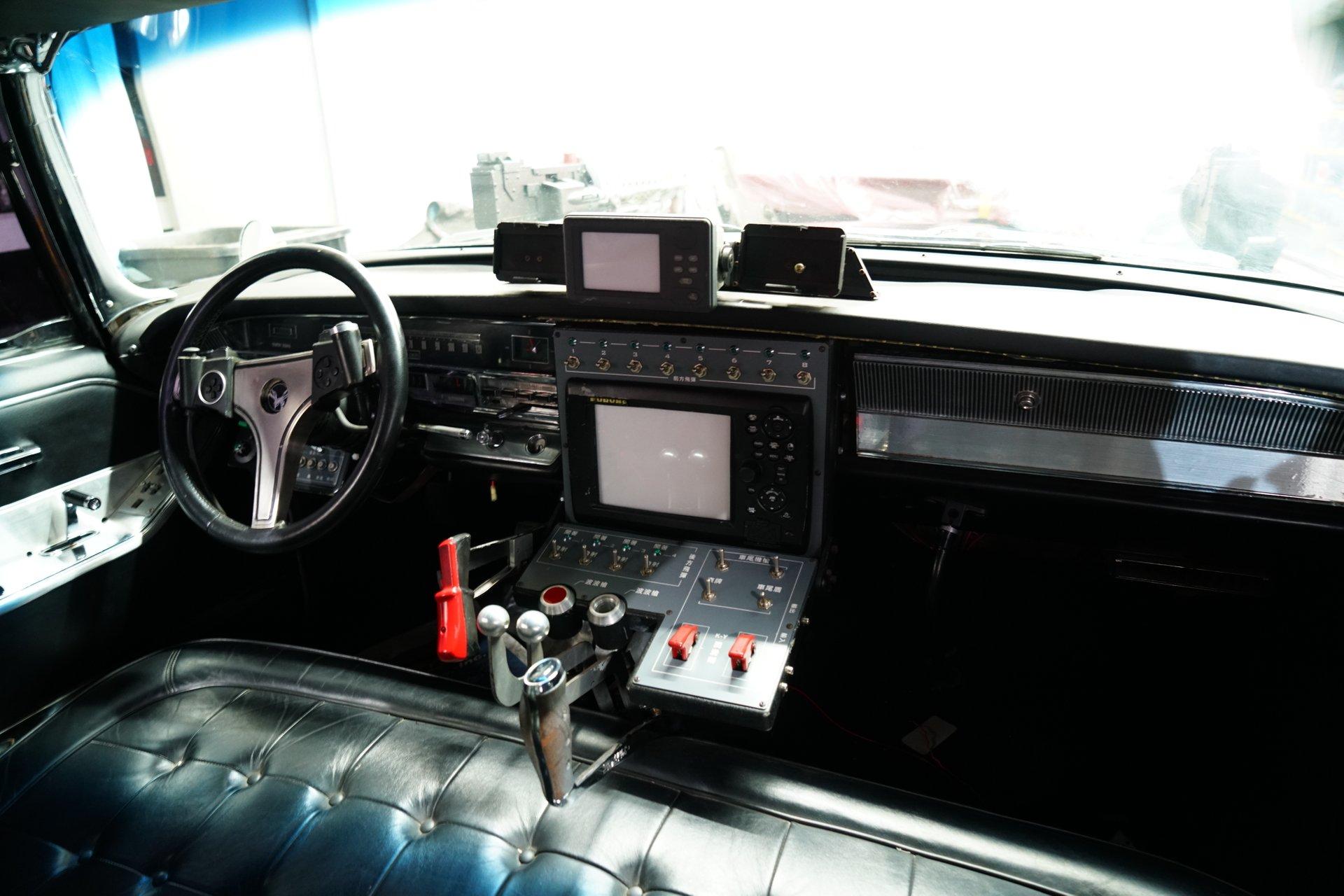 1966 Z Movie Car Green Hornet Black Beauty Ideal Classic Cars Llc