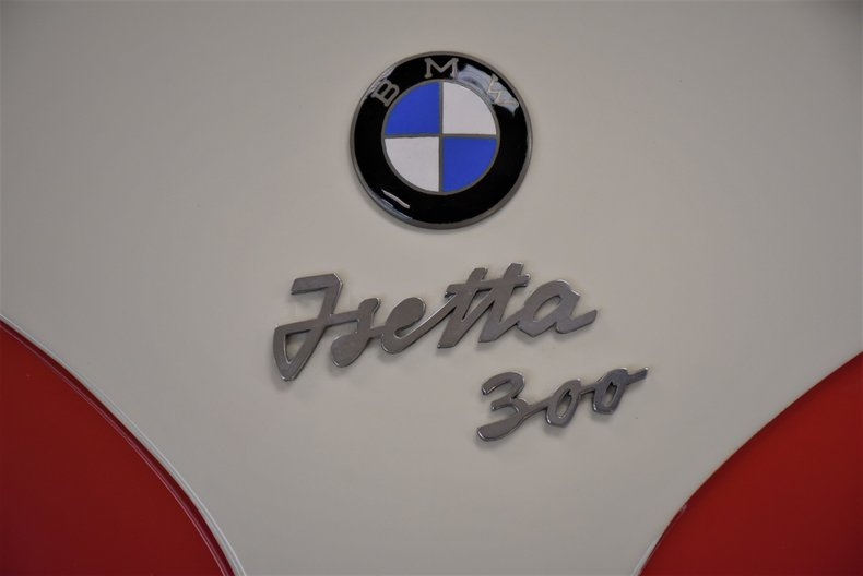 1957 BMW Isetta 4