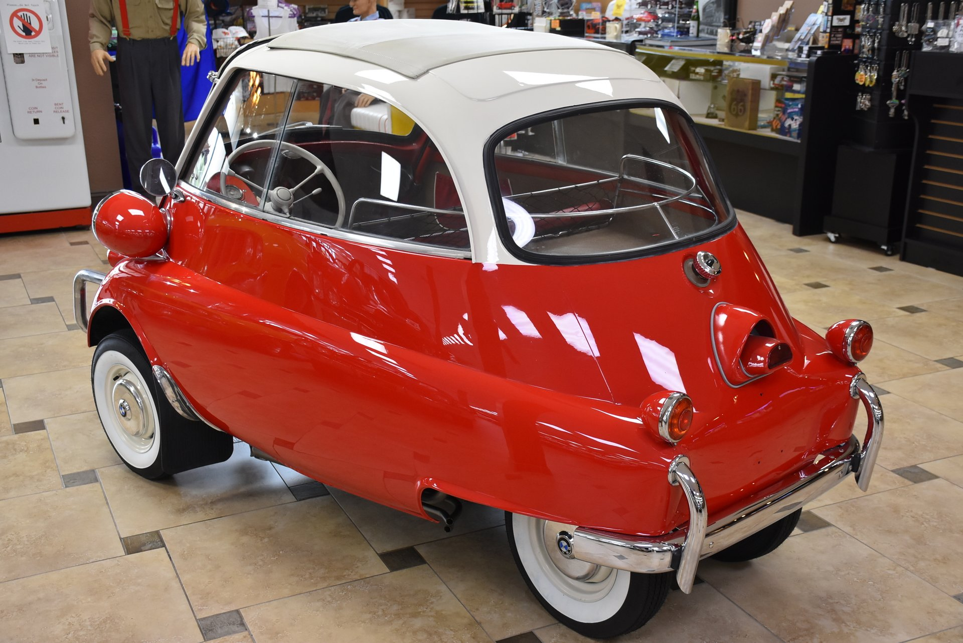 1957 BMW Isetta 300 for sale #3030 | Motorious