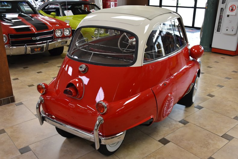 1957 BMW Isetta 7