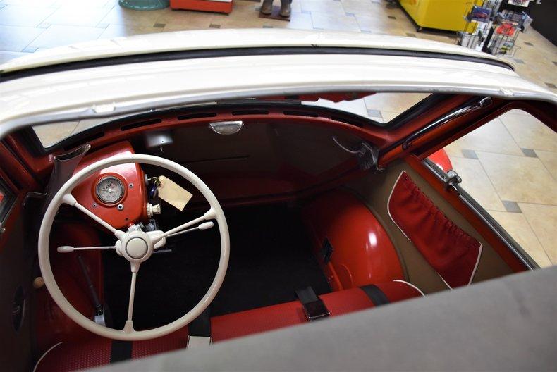 1957 BMW Isetta 15