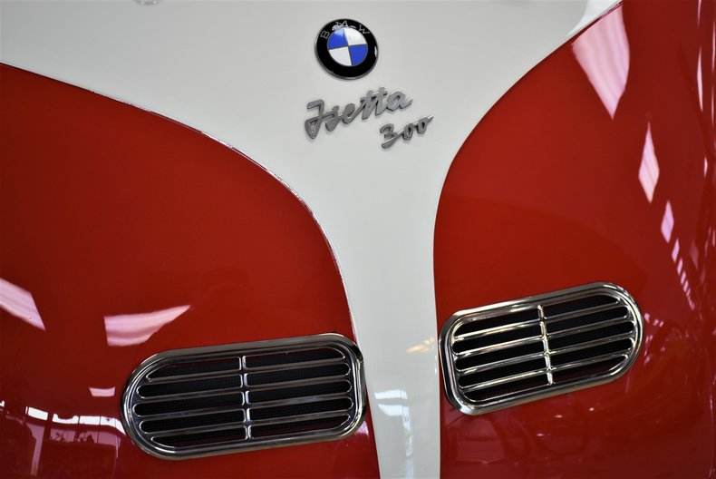 1957 BMW Isetta 12