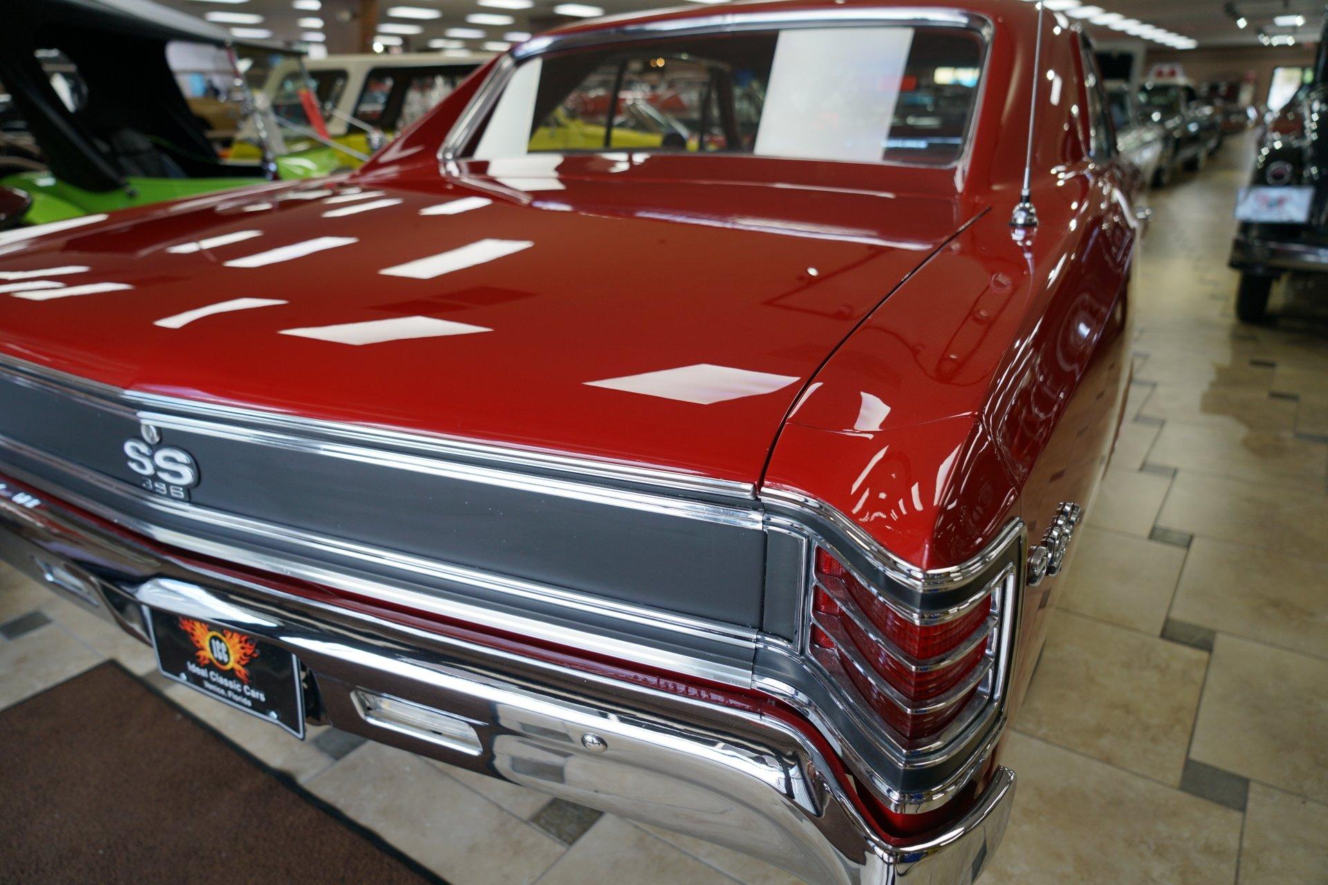 1967 Chevrolet Chevelle   Ideal Classic Cars LLC