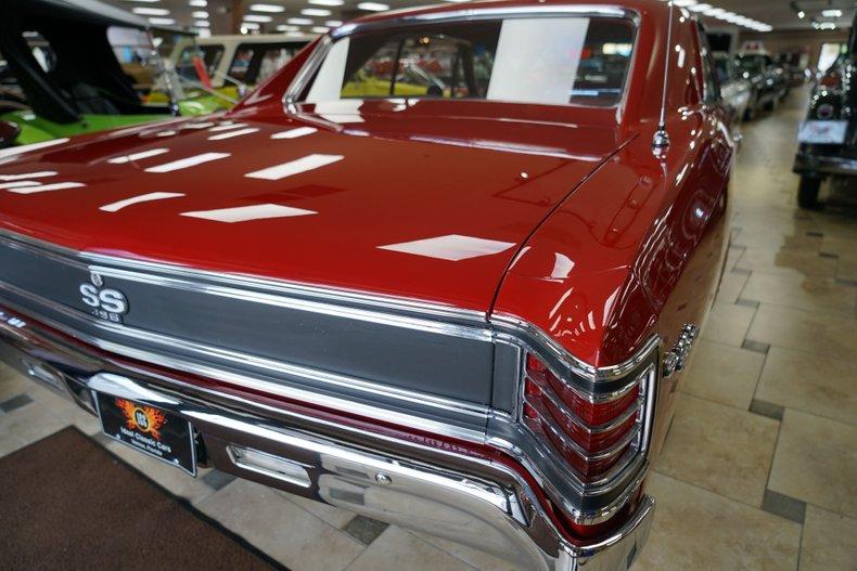 1967 chevrolet chevelle ss396