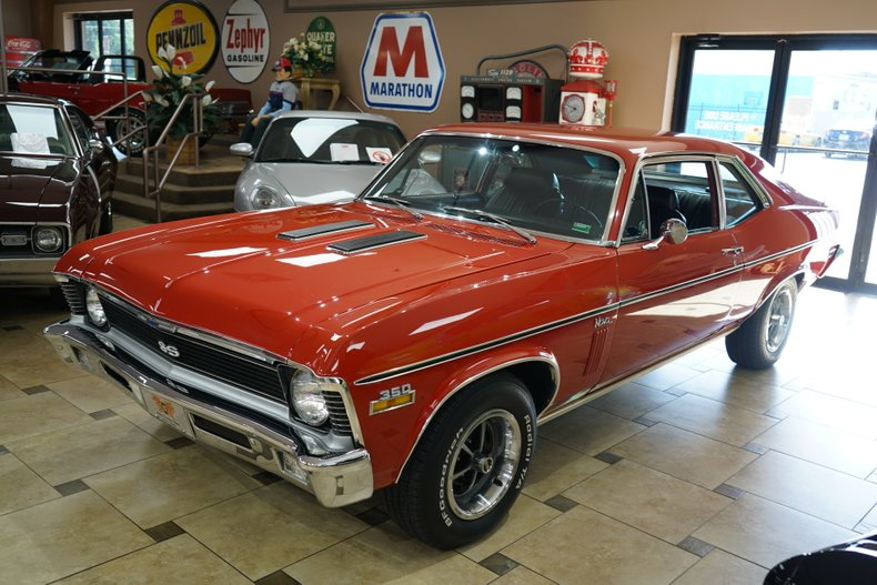 1970 Chevrolet Nova For Sale