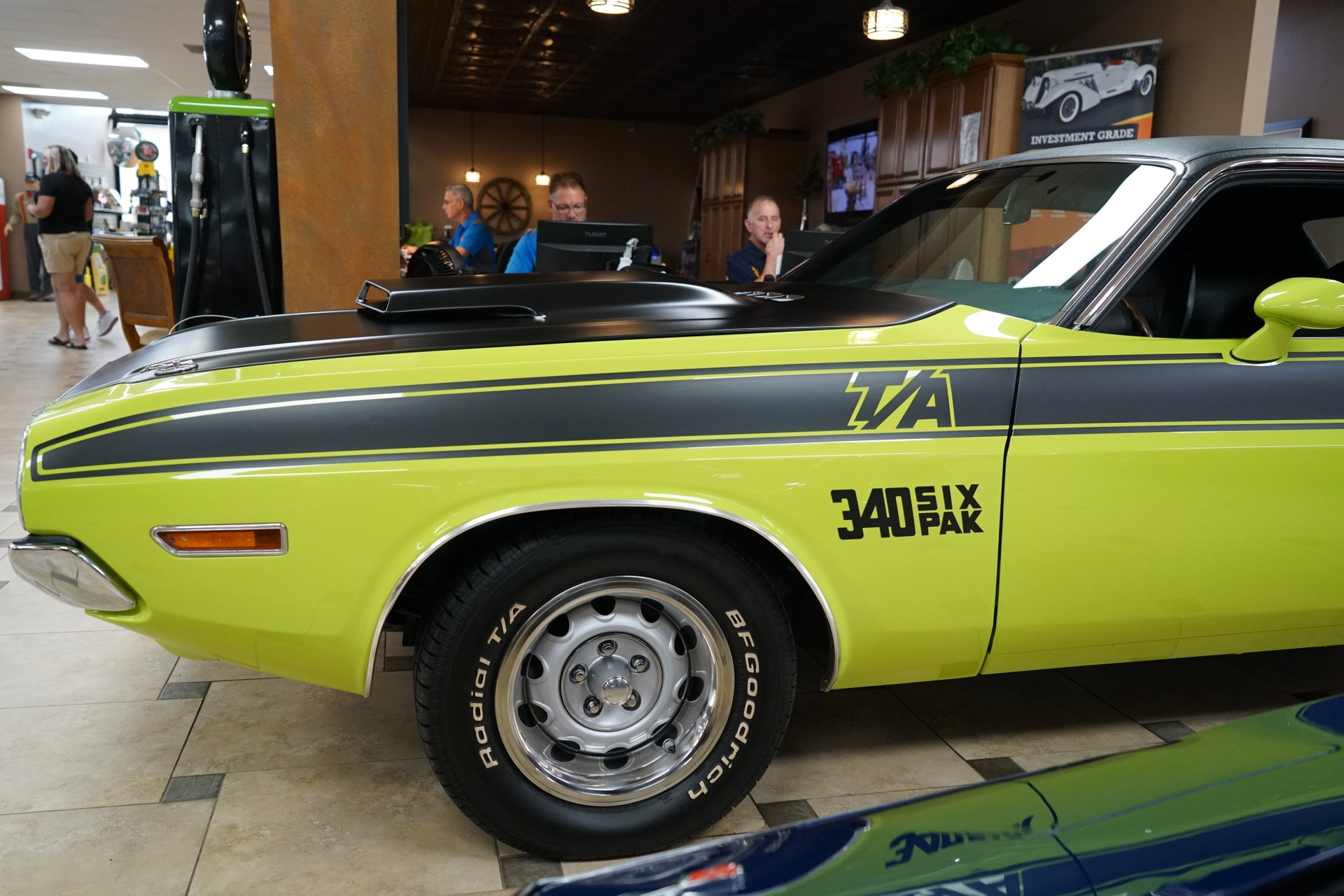 1970 Dodge Challenger Ideal Classic Cars Llc