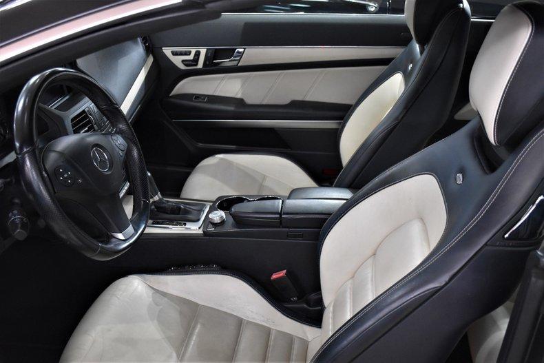 2011 mercedes benz e550 cabriolet
