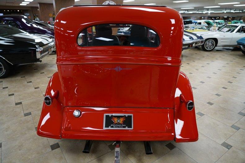 1933 chevrolet master 4 door sedan