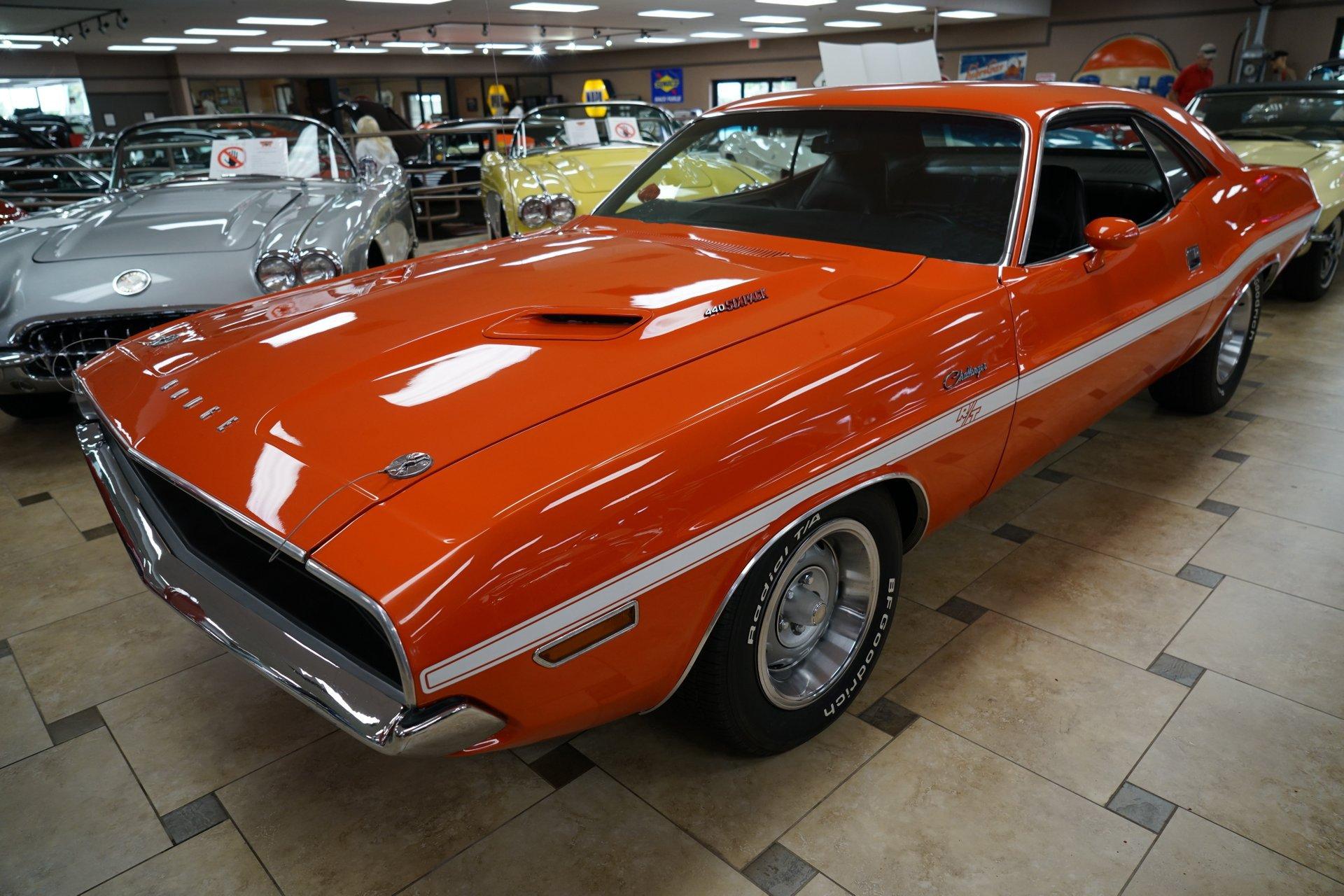 1970 Dodge Challenger Ideal Classic Cars Llc