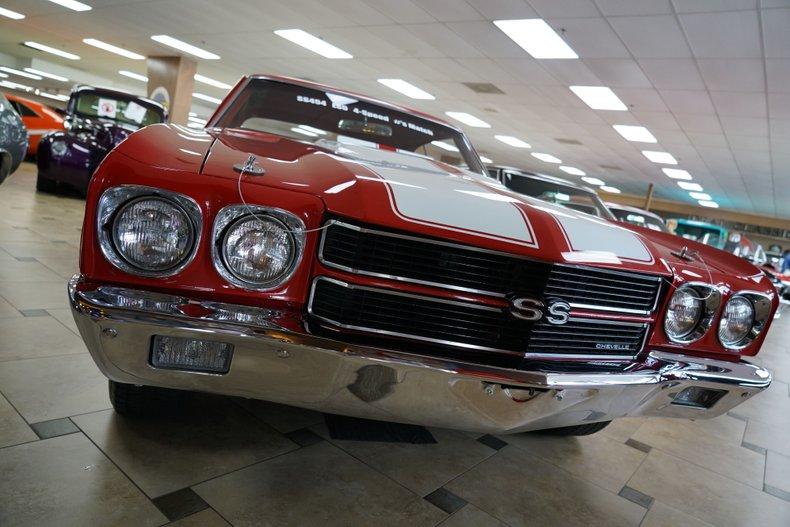 1970 chevrolet chevelle ss454 ls5