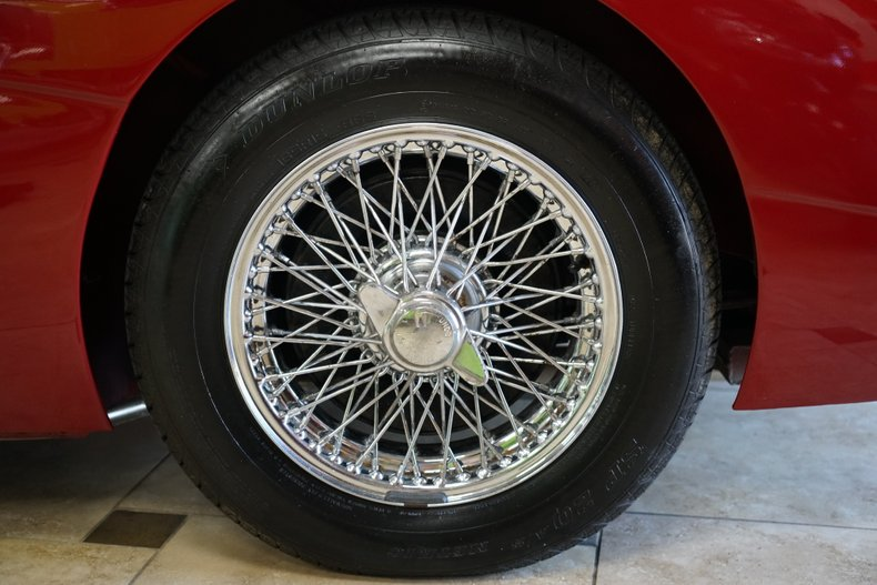 1963 Austin-Healey 3000 7