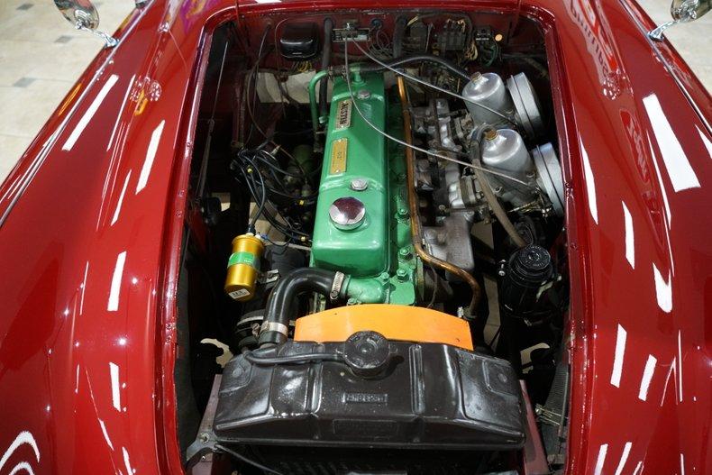 1963 Austin-Healey 3000 14