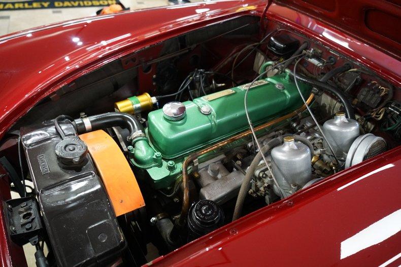 1963 Austin-Healey 3000 16