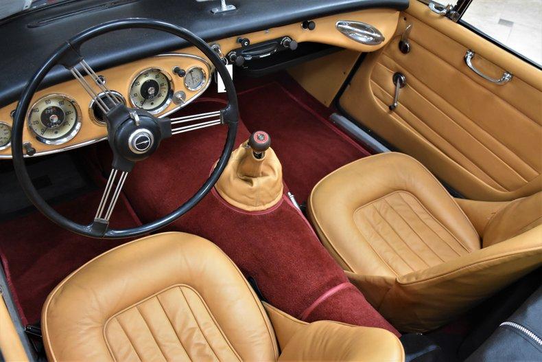 1963 Austin-Healey 3000 8