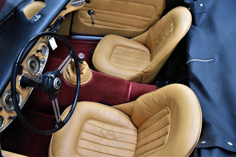 1963 Austin-Healey 3000 9