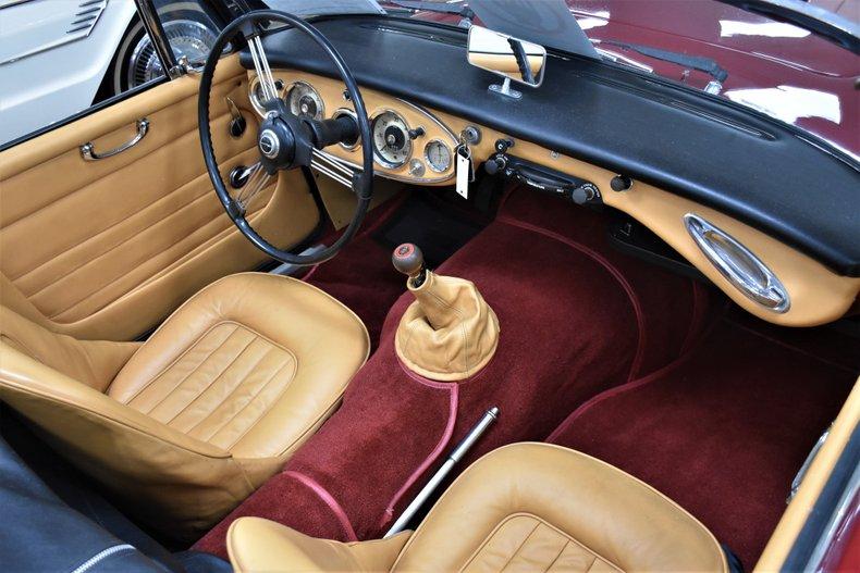 1963 Austin-Healey 3000 10