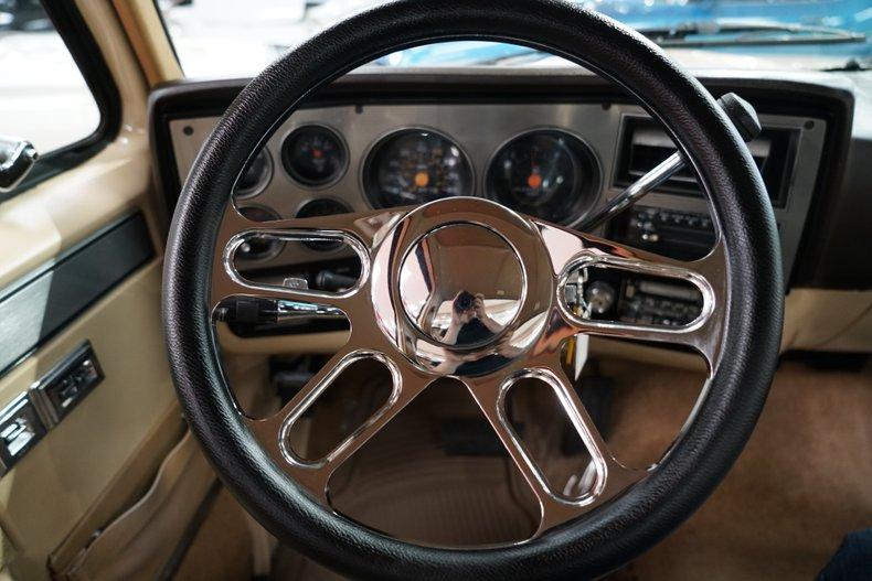 1985 chevrolet c 10 silverado