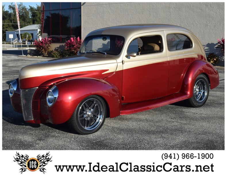 1940 Ford Street ROD For Sale