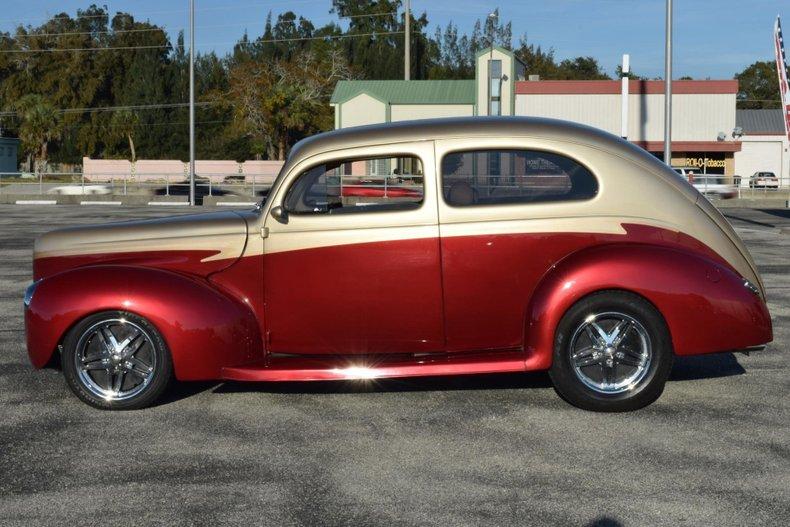 1940 ford street rod