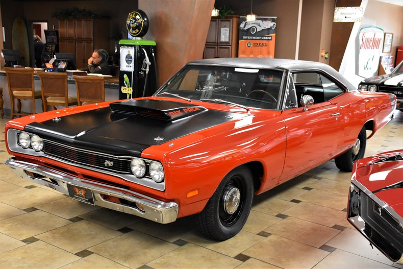 1969 1/2 Dodge Coronet For Sale