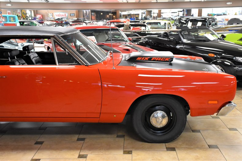 1969 1 2 dodge coronet super bee a12