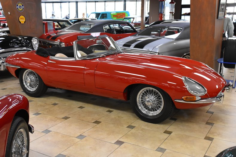 1963 jaguar e type