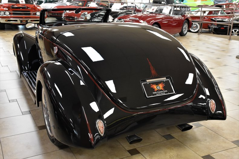 1939 ford wild rod