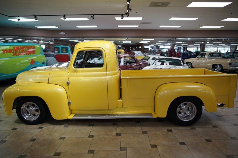 1953 international r110 restomod