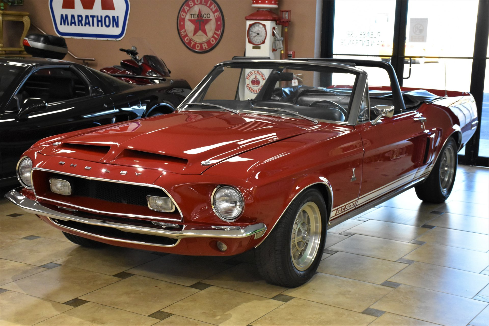 1968 shelby gt500 ideal classic cars llc