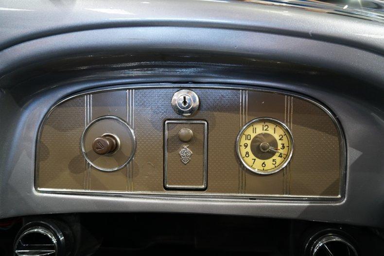 1936 packard 120 b