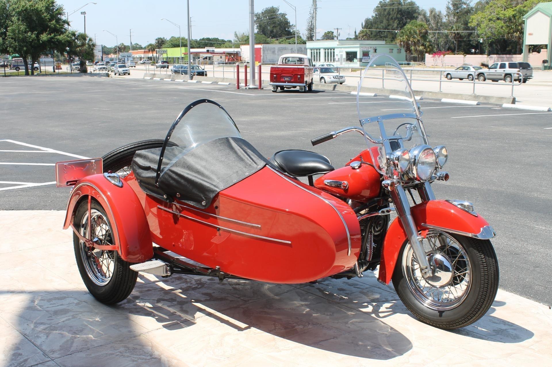 1950 Harley Davidson FL | Ideal Classic Cars LLC