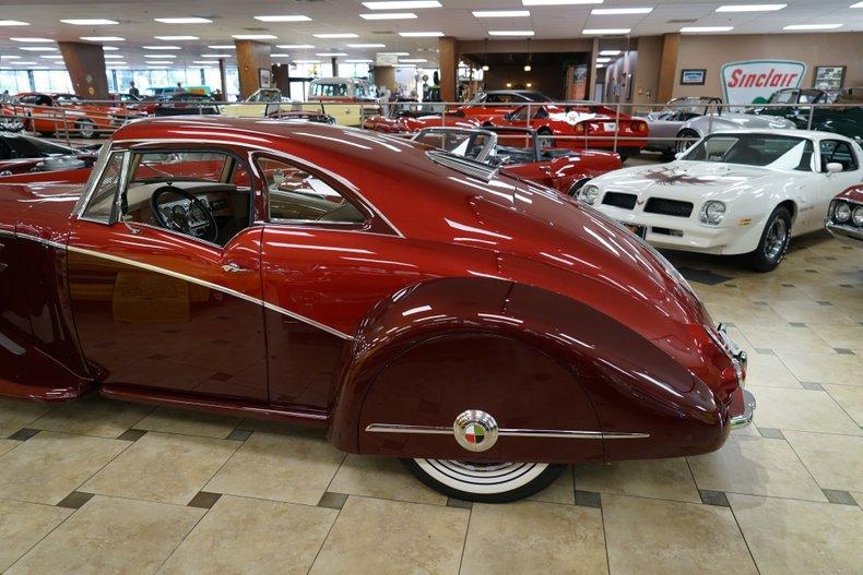 1938 duesenberg aero coupe 1 of 1