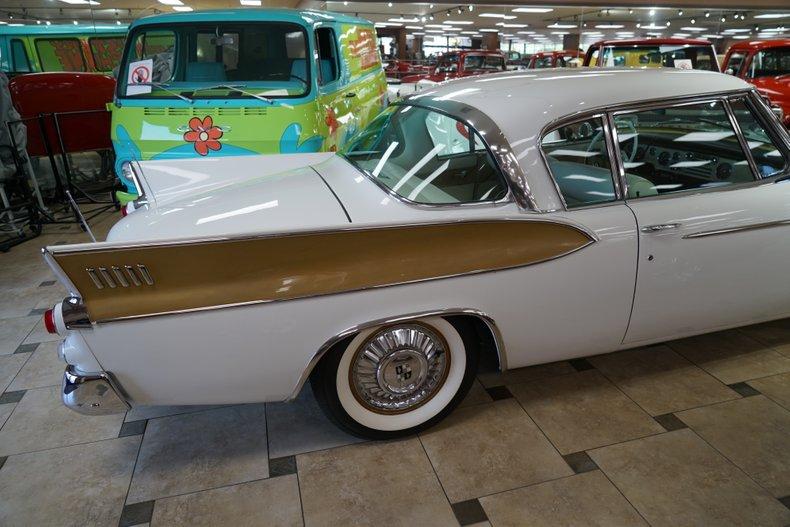 1957 Studebaker Golden Hawk 6