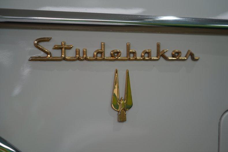 1957 Studebaker Golden Hawk 8