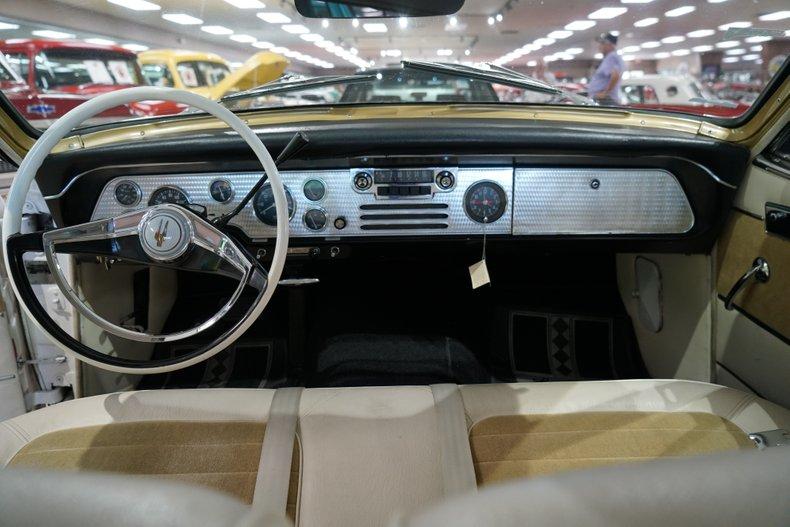 1957 Studebaker Golden Hawk 10