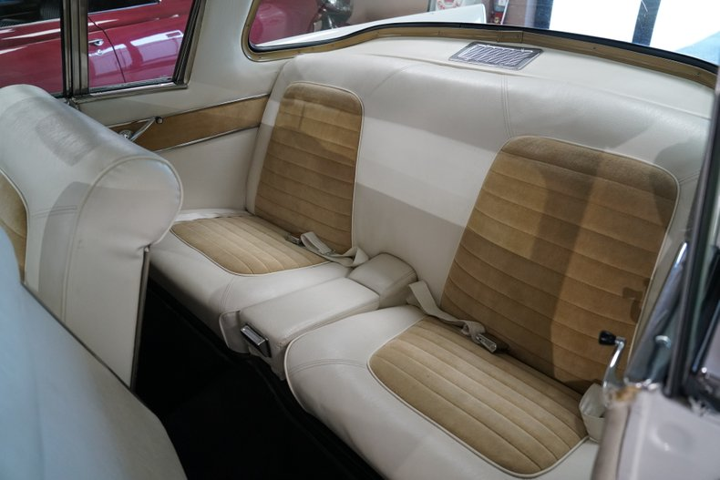 1957 Studebaker Golden Hawk 11