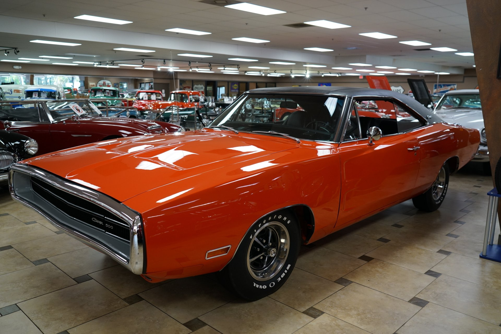 1970 Dodge Charger Ideal Classic Cars Llc