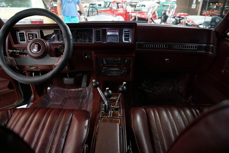 1983 Oldsmobile Cutlass 11