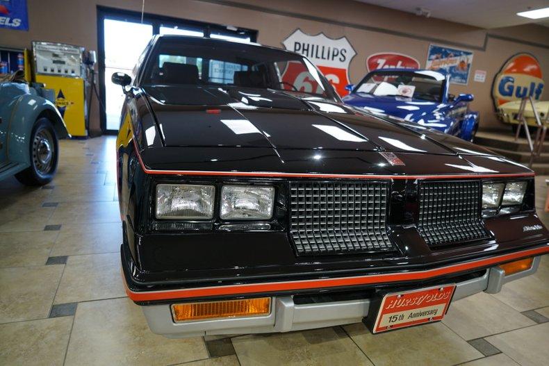 1983 Oldsmobile Cutlass 8