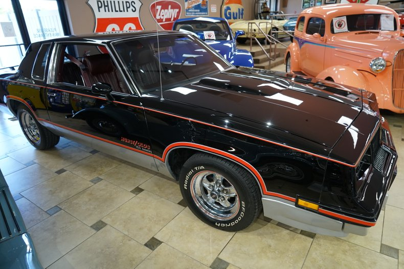 1983 Oldsmobile Cutlass 7