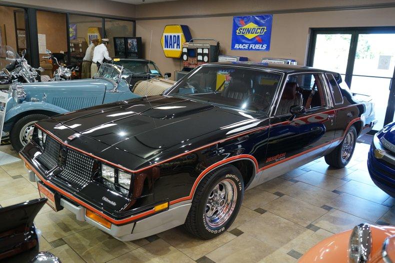 1983 Oldsmobile Cutlass 1