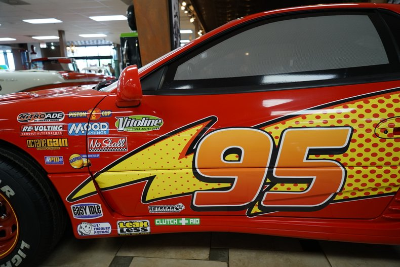1993 z movie car lightning mcqueen