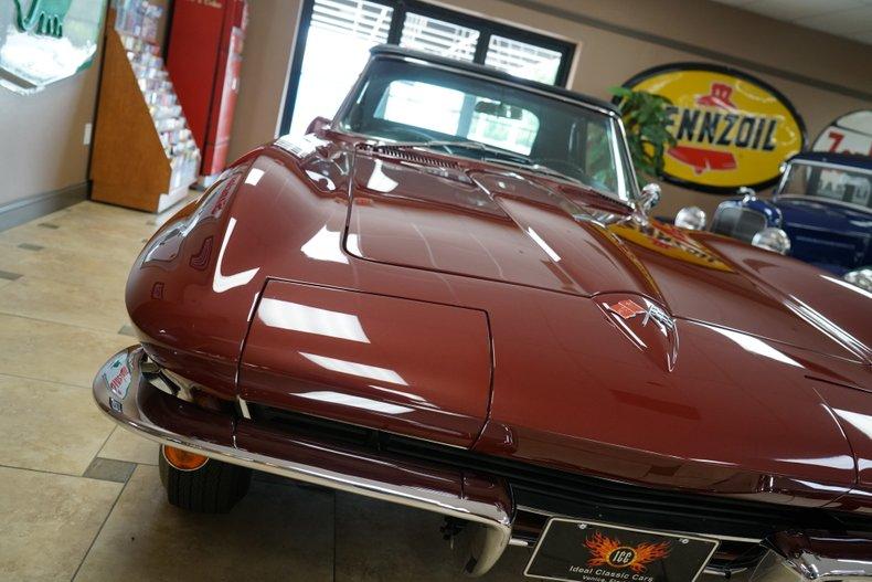 1965 chevrolet corvette l76
