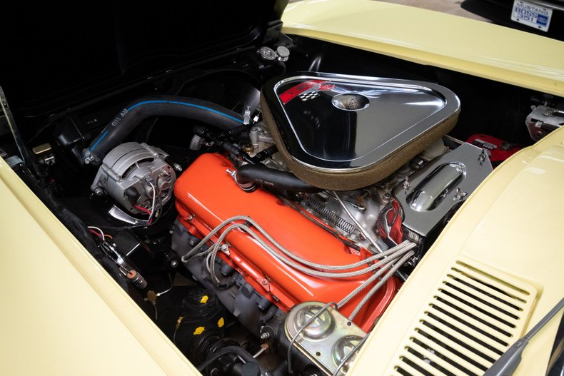 1967 chevrolet corvette l71 big block 435hp