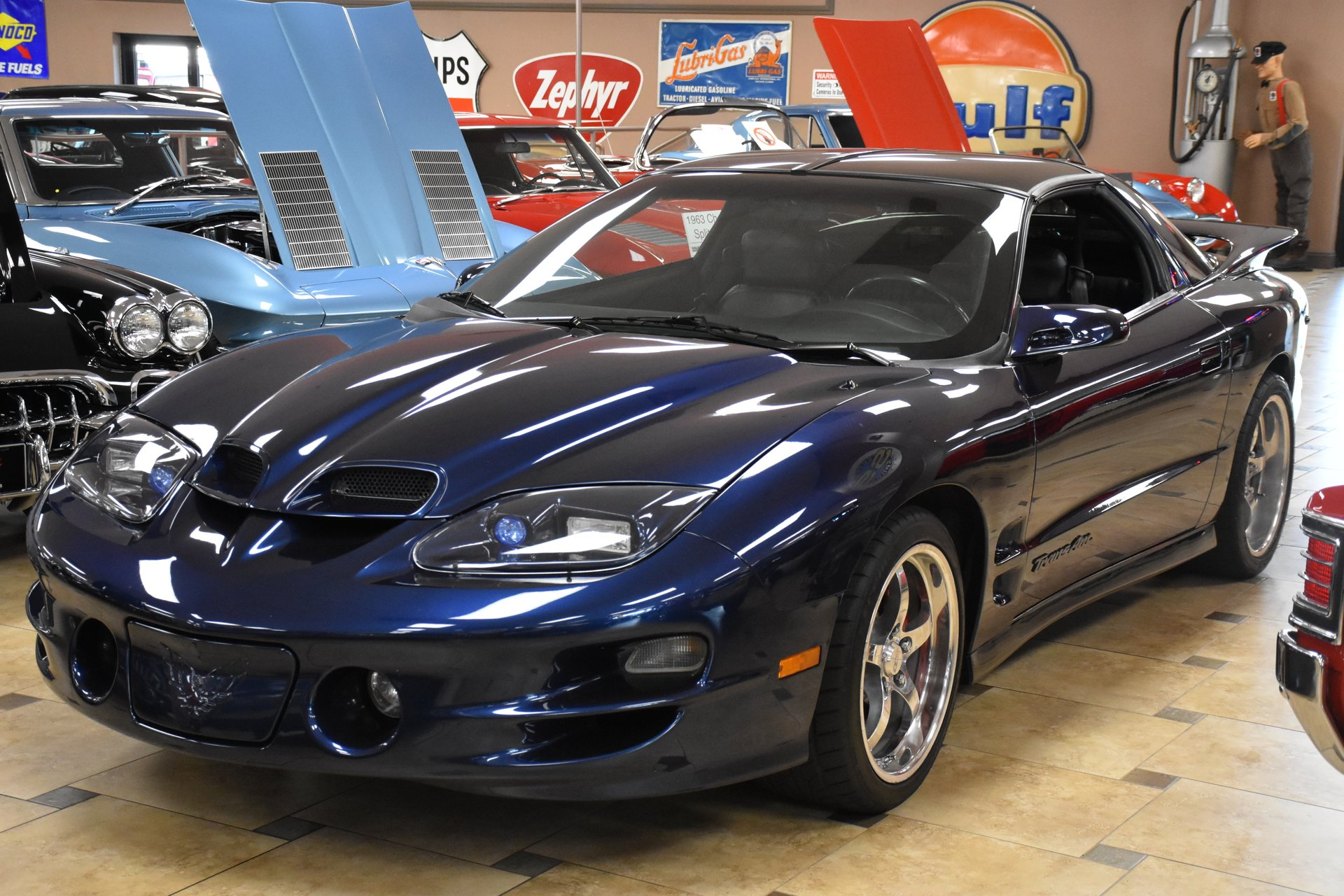 2000 Pontiac Firebird Ideal Classic Cars Llc