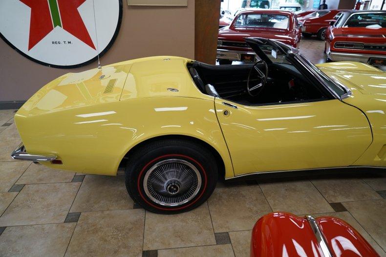 1968 chevrolet corvette l36 427 big block