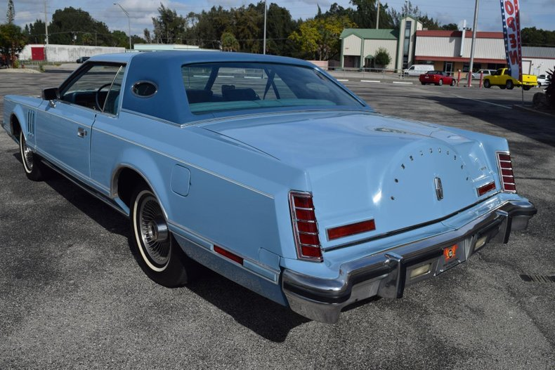 1979 Lincoln Mark V Continental | Ideal Classic Cars LLC